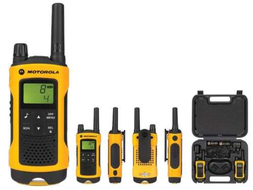 Motorola TLKR T80 Extreme adó-vevő készülék