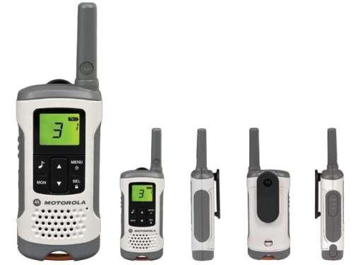 Motorola TLKR T50 adó-vevő készülék