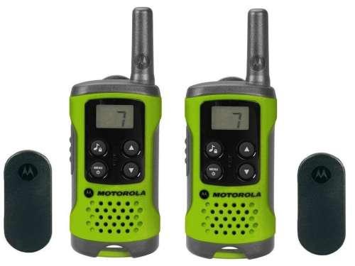 Motorola TLKR T41 Green adó-vevő készülék