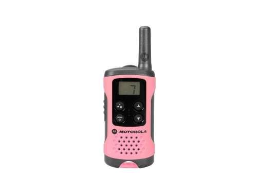 Motorola TLKR T41 Pink adó-vevő készülék