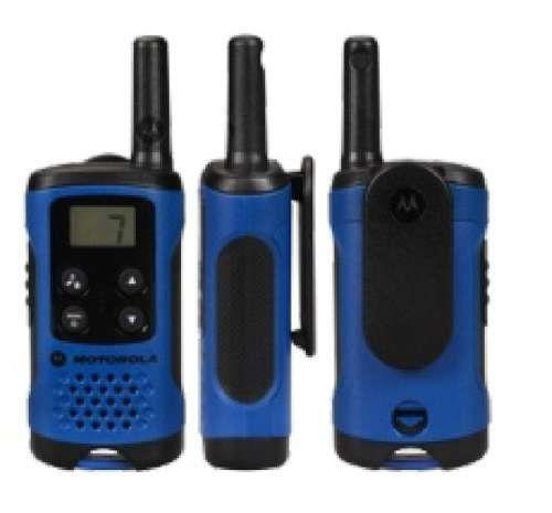 Motorola TLKR T41 Blue adó-vevő készülék