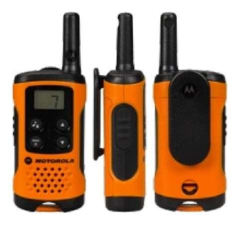 Motorola TLKR T41 Orange adó-vevő készülék