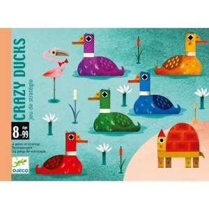Djeco - Crazy Ducks Kártyajáték 30405610