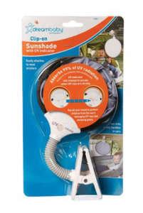 Dreambaby UV-szűrős Árnyékoló  30290183 Napellenzők és árnyékolók