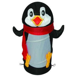 Brillant játéktároló henger pingvin 30290186 Játéktároló