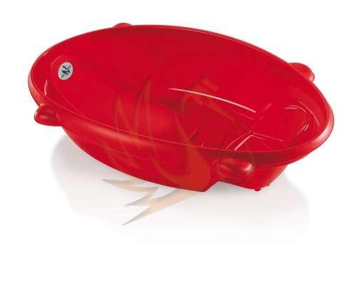 CAM Baby Spa fürdetőkád #piros