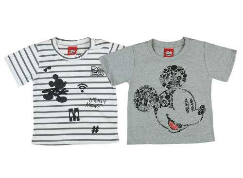 Disney Mickey fiú rövid ujjú Póló 2db szettben  65e5abffbd