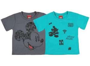 Disney Mickey fiú rövid ujjú Póló 2db szettben 30480673
