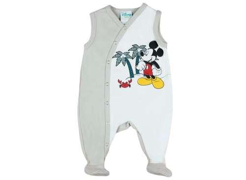 Disney Mickey ujjatlan végig patentos Rugdalózó  8802a306b8