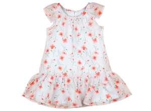 e86141c424 virágos muszlin lányka nyári ruha 30483719 Kislány ruhák