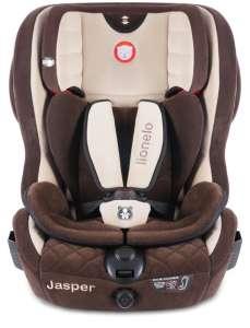 Lionelo Jasper ISOFIX Biztonsági Autósülés 9-36kg #barna 30312536