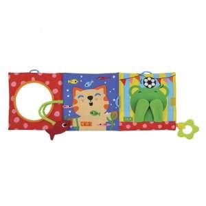 K's Kids Boldog háromszög bébikönyv 30312475 Textil könyv gyerekeknek