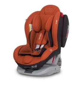 EasyGo Tinto Isofix Biztonsági Autósülés 0-25kg #narancssárga 2018 30306172 Easy Go Gyerekülés