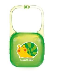 Canpol Cumitartó doboz #zöld 30306232