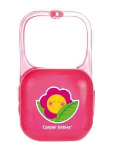 Canpol Cumitartó doboz #rózsaszín 30306233