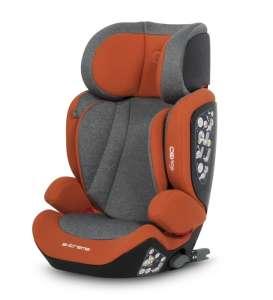 EasyGo Extreme Isofix Autósülés 15-36kg - Copper #narancssárga 2018 30311867 Easy Go Gyerekülés