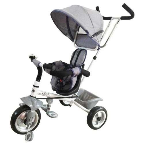 Baby Mix Rapid prémium Tricikli #szürke