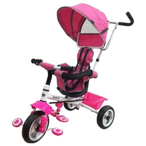 Baby Mix Rapid prémium Tricikli #pink színben