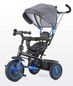 Toyz Buzz Tricikli #kék-fekete 30301374