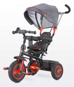 Toyz Buzz Tricikli #piros #fekete 30301375