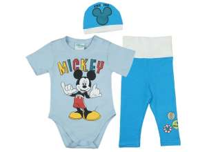 62ae0ca70e Disney Mickey fiú 3 részes szett 30395499 Ruha együttes, szett gyerekeknek