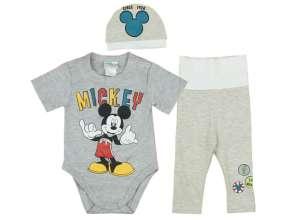 5859993148 Disney Mickey fiú 3 részes szett 30394932 Ruha együttes, szett gyerekeknek