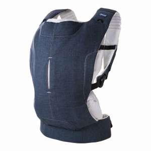 Chicco Myamaki Complete pólyás Hordozó #kék 30478578