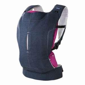 Chicco Myamaki Complete pólyás Hordozó #kék-rózsaszín 30480087