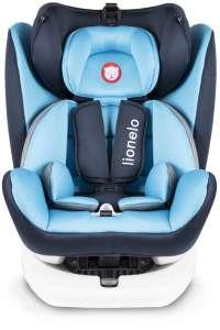 Lionelo Bastiaan Isofix Biztonsági Autósülés 0-36kg #kék
