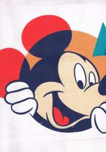 Disney tetra Fürdőlepedő 140x140cm - Mickey 30307730 8c947bf59e