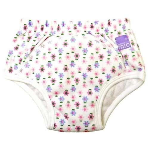 BambinoMio leszoktató nadrág 11-13kg 18-24hó virágos