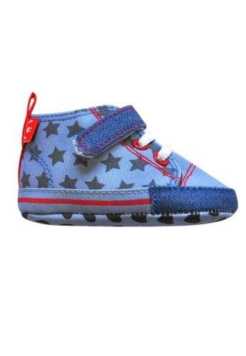 BoboBaby Kocsicipő - Csillag #kék