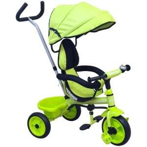 Baby Mix Ecotrike gyermek Tricikli #zöld 30303189