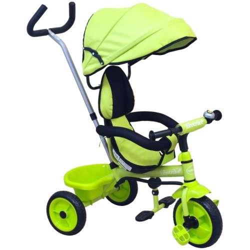 Baby Mix Ecotrike gyermek Tricikli #zöld