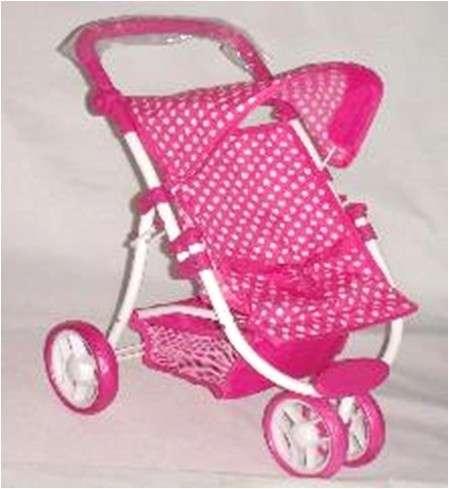 Baby Mix 4 kerekű sport játékbabakocsi