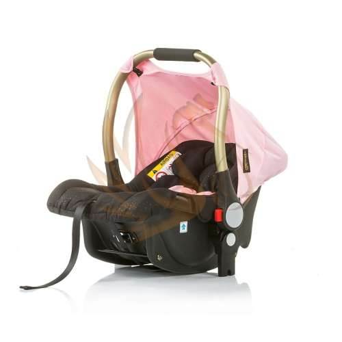 Chipolino Sensi Autóshordozó #0-13kg #pink Mist #2018