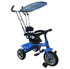 Baby Mix Tricikli tolókarral és lábtartóval #kék 30390078