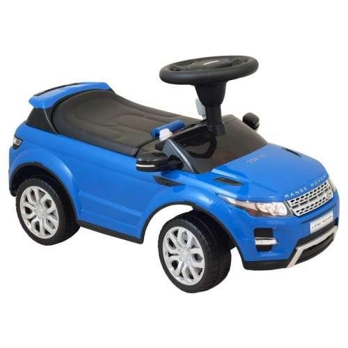 Range Rover zenélő lábbal hajtható autó #kék színben
