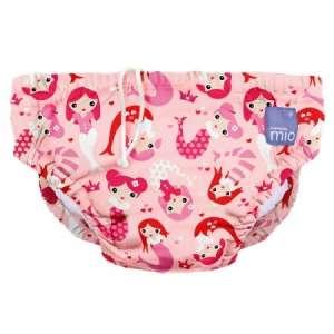BambinoMio Úszópelenka - Sellő #rózsaszín 30321608