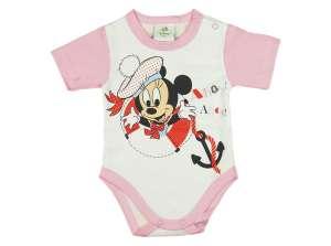 Disney Minnie rövid ujjú Kombidressz (méret  56-80) e4a6c42316