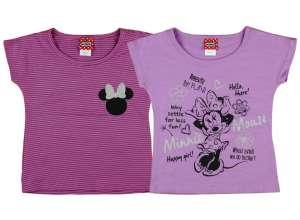 Disney Minnie rövid ujjú lányka Póló 2db szettben 30486652