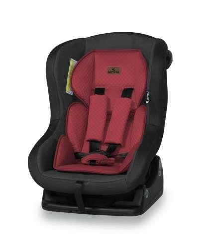 Lorelli Saturn 0-18kg Biztonsági Autósülés #fekete-piros 2018
