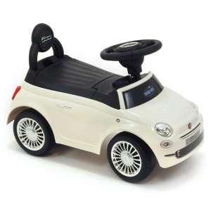 Baby Mix FIAT 500 lábbal hajtható Autó #fehér 30323024