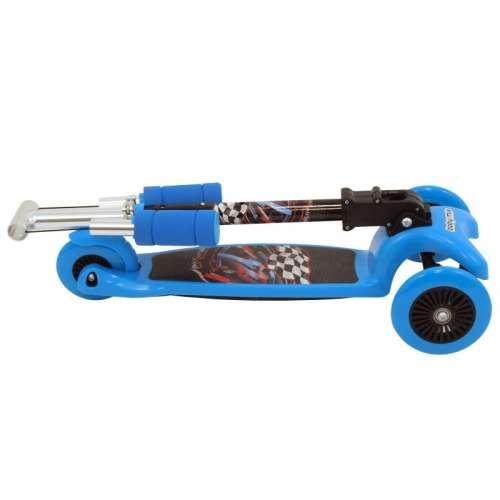 Baby Mix háromkerekű Roller #kék