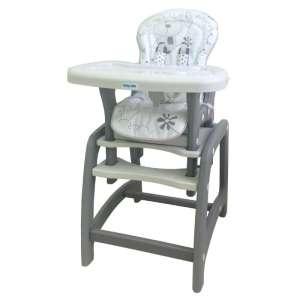 Baby Mix 2:1 Etetőszék és Asztal #szürke 30323039