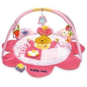 Baby Mix Játszószőnyeg - Nyuszi #rózsaszín 30323146
