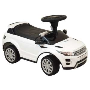 Range Rover zenélő lábbal hajtható Autó #fehér  30323156