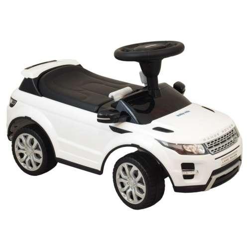 Range Rover zenélő lábbal hajtható autó #fehér színben