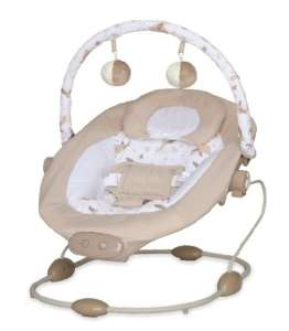Baby Mix rezgős pihenőszék #világosbarna 30323179