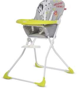 Euro-Cart Nemi fix Etetőszék - Zebra #zöld 2018 30323389 Etetőszék